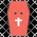 Coffin Emoji Emoticon Emotion Icon