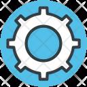 Cog Cogwheel Mechanism Icon