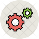 Cog Gear Cogwheels Icon