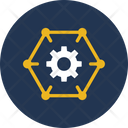 Cog Implement Operation Icon