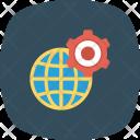 Cog Cogwheel Globalsetting Icon
