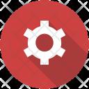 Cog Customize Gear Icon