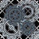 Cog Gear Gears Icon