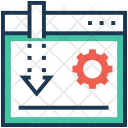 Cog Development Settings Icon