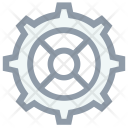 Cog Gear Wheel Icon