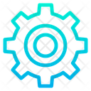 Cogwheel Seting Settings Icon