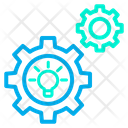 Cog Cog Wheel Setting Icon