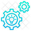 Cog Idea Icon