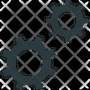 Cog Wheels Icon