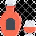 Cognac Alcohol Glass Icon