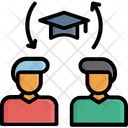 Cognition Combine Learning Combine Study Icon