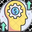 Finance Cognitive Icon