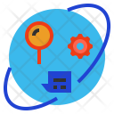 Cognitive Learning Study Icon