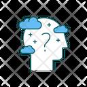 Cognitive Impairment Memory Impairment Dementia Icon