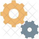 Cogs Customization Options Icon