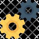Gears Cog Wheels Icon
