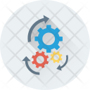 Gear Cogs Customize Icon