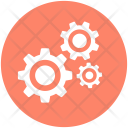 Cogs Cogwheels Gear Icon