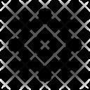 Cogwheel Setting Optimize Icon