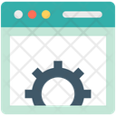 Cogwheel Preferences Settings Icon