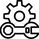 Cogwheel Cog Preferences Icon