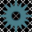 Cogwheel Wheel Engine Icon