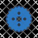 Cogwheel Machinery Gear Icon