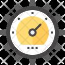 Cogwheel Configure Option Icon
