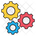 Cogwheel Gear Machinery Icon