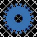 Gear Setting Cogwheel Icon