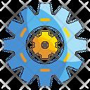 Cogwheel Settings Configuration Icon
