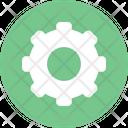 Gear Option Setting Icon