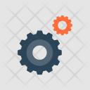 Cogwheel Engine Gear Icon