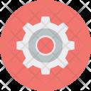 Cogwheel Gear Configuration Icon
