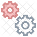Gears Gear Wheel Icon