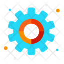 Cogwheels Configuration Gear Icon