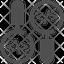 Coherant Search Code Backlog Icon
