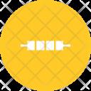 Heating Element Circuit Icon