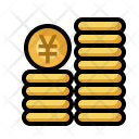 Coin Yen Currency Icon