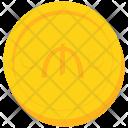 Coin Gold Azeri Icon