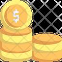 Coin Money Finance Icon