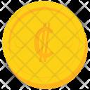 Coin Gold Costa Icon