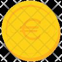 Coin Gold Euro Icon