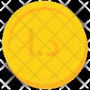 Coin Gold Jordan Icon