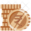 Rupee Cash Coin Icon