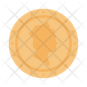 Coin Chip Business Icon