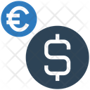 Coin Convert Cash Icon