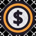 Coin Finance Money Icon