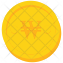 Coin Gold North Icon