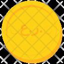 Coin Gold Oman Icon
